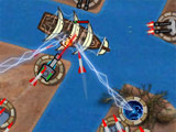 Free online shooting game Boat Invasion