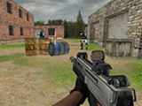 Online gun game: Bullet Fire