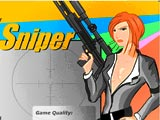 Online flash spele Foxy Sniper Game
