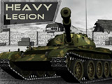 Новая онлайн игра Heavy Legion
