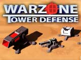 Online flash spele Warzone Tower Defense